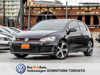 Used 2015 Volkswagen GTI GTI 3DR AUTOBAHN for sale in Toronto, ON