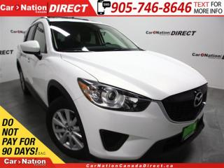 Used 2013 Mazda CX-5 GX| AWD| TOUCH SCREEN| PUSH START| for sale in Burlington, ON