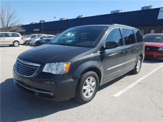 Used 2011 Chrysler Town & Country Touring Navigation, Dual DVD, Rear Cam Nav for sale in Concord, ON