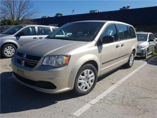 Used 2014 Dodge Grand Caravan SE Rear Stow AND GO, Only 49, 000 KMS !! for sale in Concord, ON