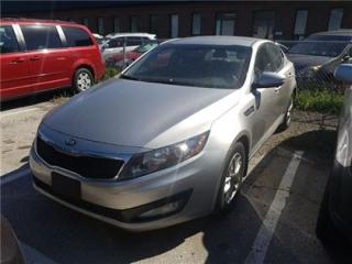 Used 2013 Kia Optima LX AS IS !!! for sale in Concord, ON