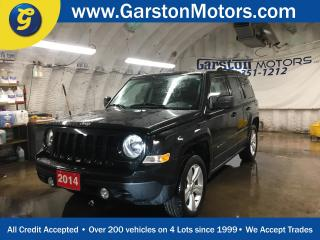 Used 2014 Jeep Patriot NORTH EDITION*4WD*KEYLESS ENTRY w/REMOTE START**U CONNECT PHONE*HEATED FRONT SEATS*POWER WINDOWS/LOCKS/HEATED MIRRORS*CRUISE CONTROL*TRACTION CONTROL* for sale in Cambridge, ON