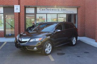 Used 2015 Acura RDX Tech Pkg for sale in Woodbridge, ON