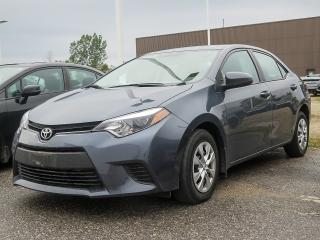 Used 2015 Toyota Corolla CE for sale in Guelph, ON