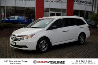 Used 2011 Honda Odyssey EX for sale in Vancouver, BC