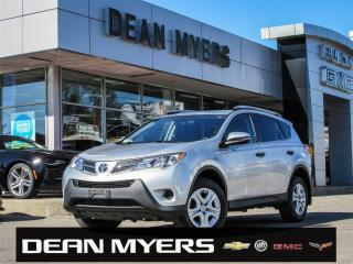 Used 2013 Toyota RAV4 LE for sale in North York, ON