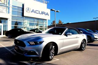 Used 2015 Ford Mustang Convertible Ecoboost Premium for sale in Langley, BC