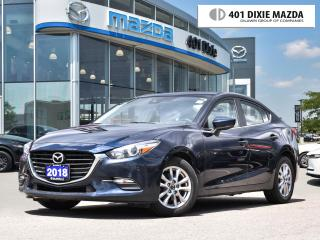 Used 2018 Mazda MAZDA3 GS 0.99% FINANCE AVAILABLE| ONE OWNER| NO ACCIDENT for sale in Mississauga, ON