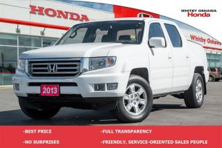 Used 2013 Honda Ridgeline VP (A5) for sale in Whitby, ON