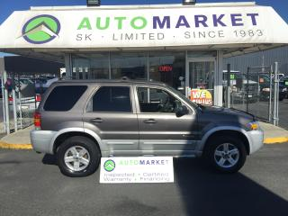Used 2006 Ford Escape Hybrid HYBRID! IMMACULATE, LIKE NEW! WARRANTY! for sale in Langley, BC