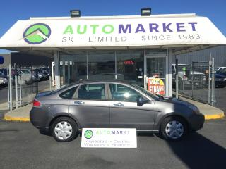 Used 2010 Ford Focus SE, TWO SETS TIRES! FINANCE EVERYONE! for sale in Langley, BC