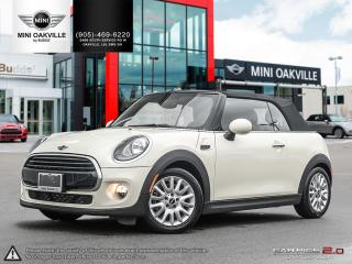 Used 2016 MINI Cooper Convertible for sale in Oakville, ON