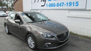Used 2014 Mazda MAZDA3 GS-SKY for sale in Richmond, ON