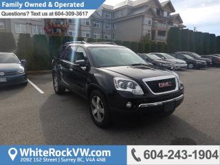 Used 2010 GMC Acadia SLT for sale in Surrey, BC