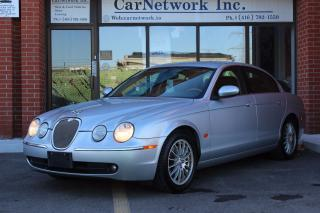 Used 2006 Jaguar S-Type 3.0 for sale in Woodbridge, ON