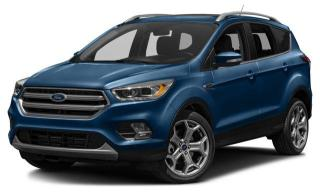 New 2017 Ford Escape Titanium for sale in Surrey, BC