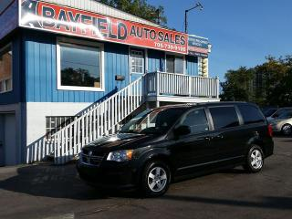 Used 2012 Dodge Grand Caravan SXT  **DVD/Reverse Cam/StowN'Go** for sale in Barrie, ON