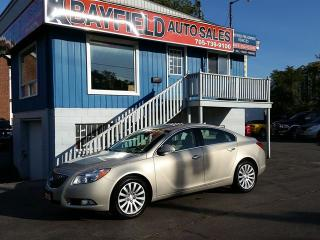 Used 2012 Buick Regal Premium **Leather/Sunroof** for sale in Barrie, ON