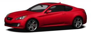 Used 2010 Hyundai Genesis Coupe 2.0T for sale in Port Coquitlam, BC