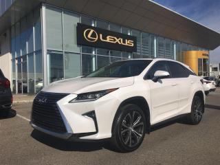 Used 2016 Lexus RX 350 Luxury Package for sale in Brampton, ON