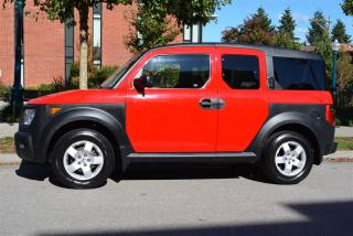 Used 2005 Honda Element EX Y-Package Manual 4WD for sale in Vancouver, BC