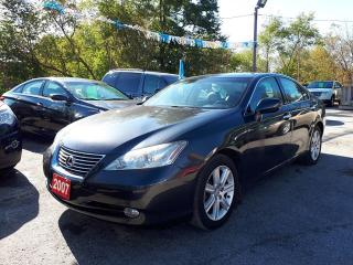 Used 2007 Lexus ES 350 certified for sale in Oshawa, ON