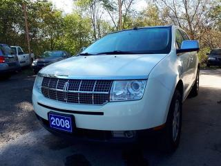 Used 2008 Lincoln MKX certifed,,AWD for sale in Oshawa, ON