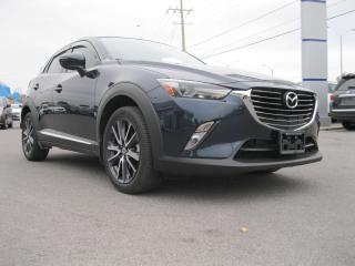 Used 2017 Mazda CX-3 GT for sale in Kingston, ON