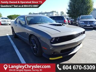 New 2018 Dodge Challenger R/T 392 Scat Pack for sale in Surrey, BC