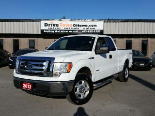 Used 2012 Ford F-150 XLT SUPUR CAB 4X4 for sale in Gloucester, ON