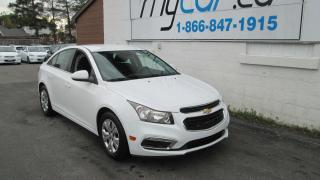 Used 2016 Chevrolet Cruze Limited 1LT for sale in Richmond, ON
