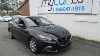 Used 2015 Mazda MAZDA3 GX for sale in Richmond, ON