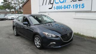Used 2014 Mazda MAZDA3 GX-SKY for sale in Richmond, ON