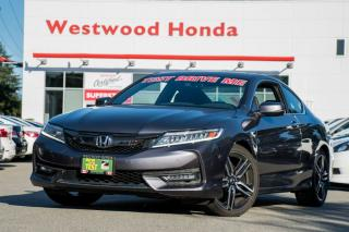 Used 2016 Honda Accord Touring V6 for sale in Port Moody, BC