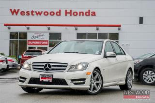 Used 2012 Mercedes-Benz C-Class C350 4MATIC for sale in Port Moody, BC