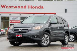 Used 2013 Honda CR-V EX-L (A5) for sale in Port Moody, BC