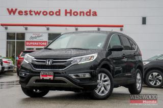 Used 2015 Honda CR-V EX-L - Warranty Until 2021 for sale in Port Moody, BC