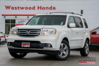 Used 2012 Honda Pilot EX (A5) for sale in Port Moody, BC