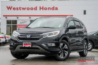 Used 2015 Honda CR-V Touring - Warranty Until 2021 for sale in Port Moody, BC