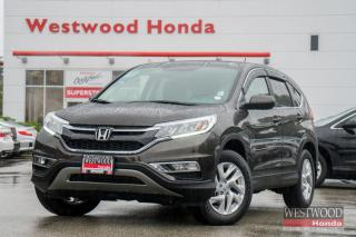 Used 2016 Honda CR-V EX - Warranty until 2022 for sale in Port Moody, BC