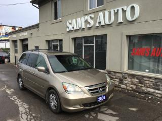 Used 2005 Honda Odyssey EX-L for sale in Hamilton, ON