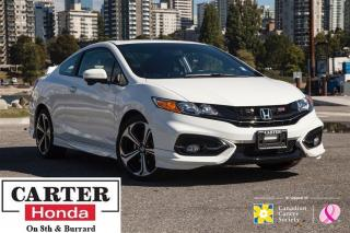 Used 2015 Honda Civic Si + BODY KIT + ACCIDENT FREE + CERTIFIED! for sale in Vancouver, BC