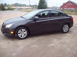 Used 2014 Chevrolet Cruze 1LT for sale in Sundridge, ON