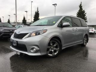 Used 2014 Toyota Sienna SE 8 Passenger for sale in Surrey, BC