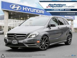 Used 2014 Mercedes-Benz B-Class B250 Sports Tourer for sale in Surrey, BC