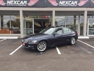 Used 2013 BMW 320 I X DRIVE AUT0 LIGHTING + NAVI PACKAGE 89K for sale in North York, ON