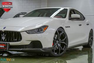 Used 2016 Maserati Ghibli SQ4 for sale in Oakville, ON