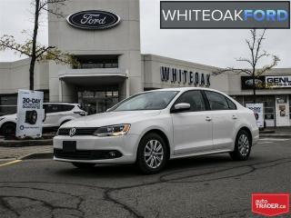 Used 2011 Volkswagen Jetta 2.0L Comfortline, sunroof, winter rubber as well for sale in Mississauga, ON
