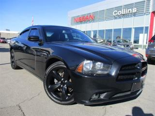 Used 2013 Dodge Charger SXT | NAVI | ALLOYS | LEATHER | SUNROOF for sale in St Catharines, ON