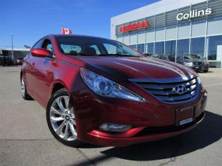Used 2013 Hyundai Sonata SE | ALLOYS | LEATHER | SUNROOF | HTD SEATS | for sale in St Catharines, ON